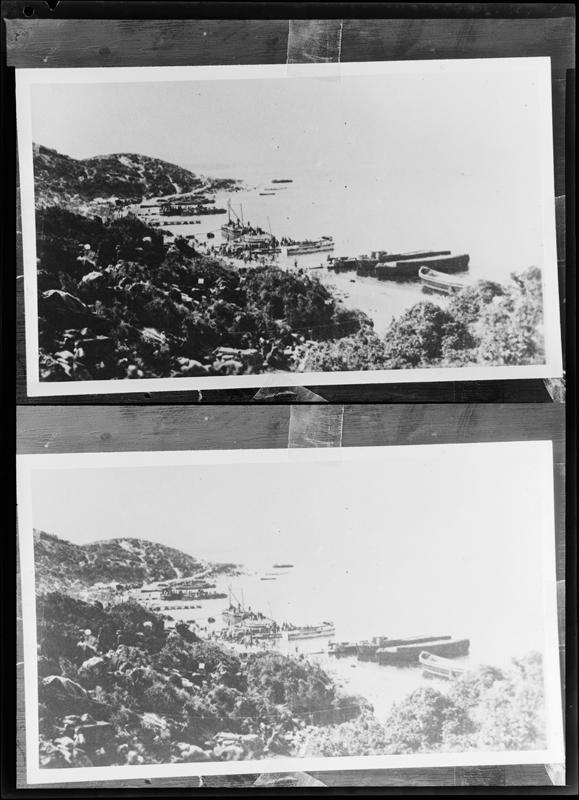 Urquhart, Gallipoli Landing - Puke Ariki