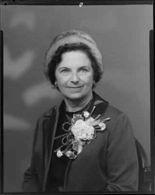 Hoskin, Woman