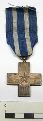 Cross, War Merit