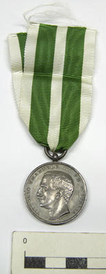 Medal, Commemorative Messina Earthquake