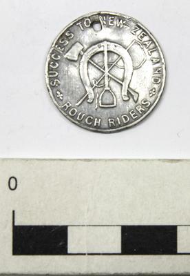 Medallion, South African War