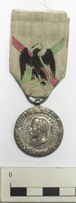 Medal, Mexico
