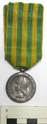 Medal, Tonkin