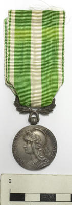 Medal, Colonial (Médaille Coloniale)