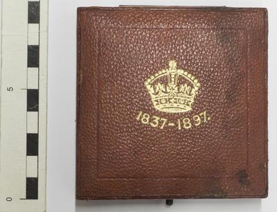 Medal, Queen Victoria Diamond Jubilee