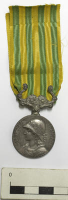 Medal, Commemative China Expedition 1901.