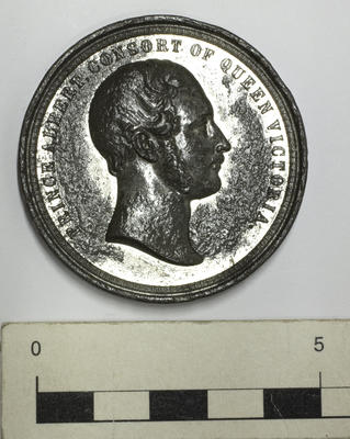 Medallion, Great Exhibition of 1851
