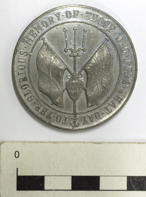 Medallion, Jutland