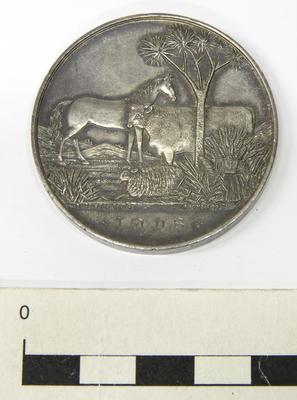 Medallion, Prize