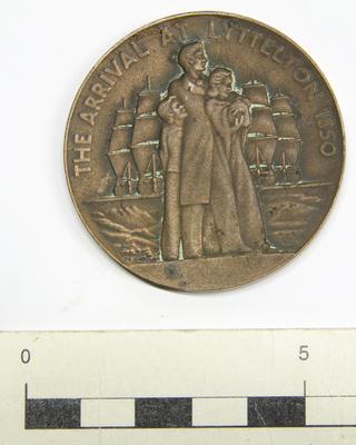 Medallion, Commemorative