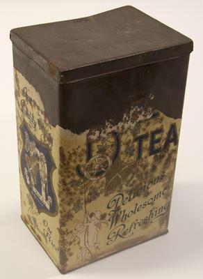 Box, Tea