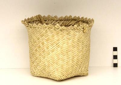 Kete / Basket; Circa 1960s; PA2009.046