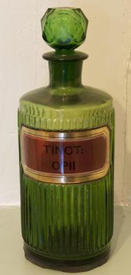 Bottle, Apothecary