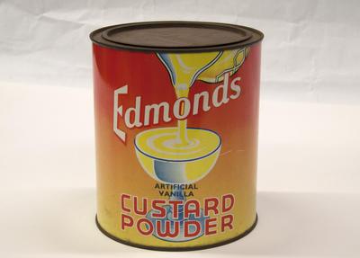 Tin, Custard