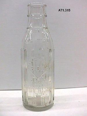 Bottle, Oil