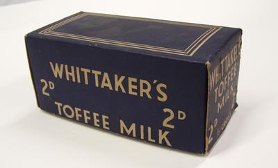Box, Toffee