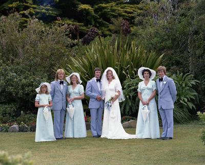 Collins, Wedding