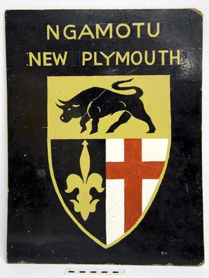 Crest; PA2011.027
