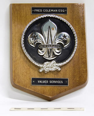 Shield; PA2011.039