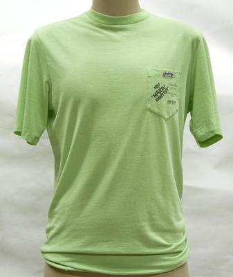 T-Shirt (1987 Taranaki Super 8 Malibu surfing contest)