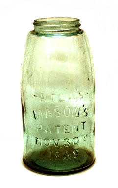 Jar, Preserving