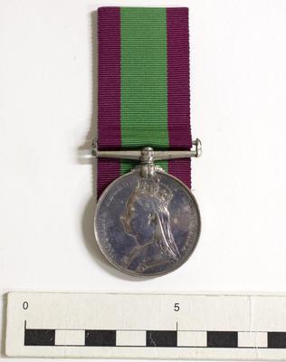 Medal, Afghanistan