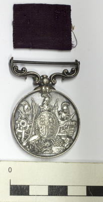 Medal, Army Long Service and Good Conduct Medal