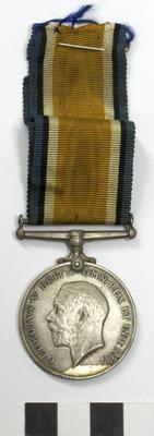 Medal, British War