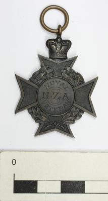 Cross, N.Z.A Royal Veteran