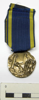 Medal, Commemorative for the 60th Infantry Division