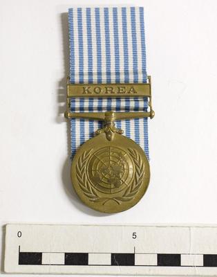 Medal, United Nations Korea