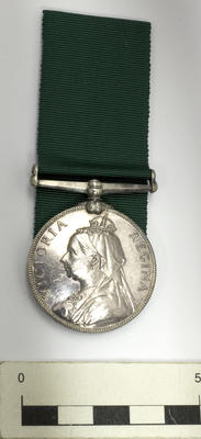 Medal, Volunteer Long Service and Good Conduct