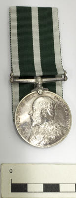 Medal, Royal Naval Reserve Long Service and Good Conduct