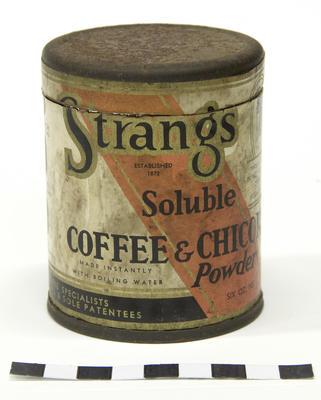 Tin, Coffee