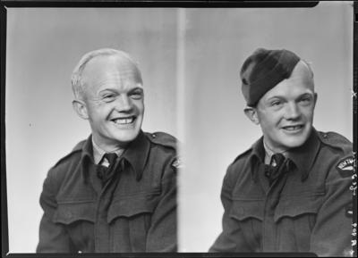 McIntyre, Serviceman