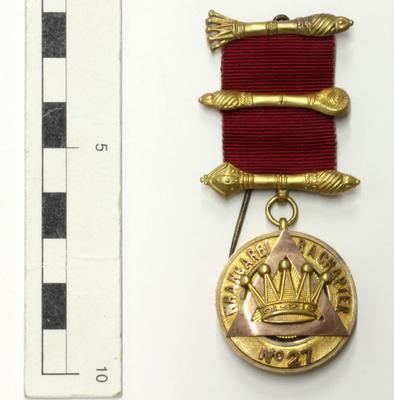Medal, Fraternal