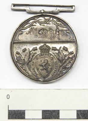 Medal, Prize (Royal Caledonian Curling Club District)