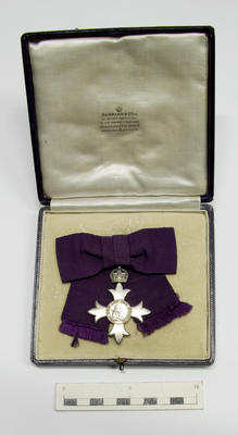 Medal, Member of the Most Excellent Order of the British Empire (MBE)