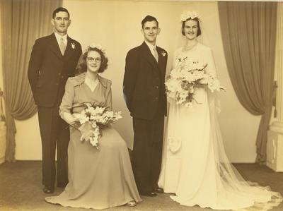 Steen, Wedding