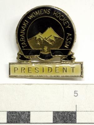 Badge, Pin