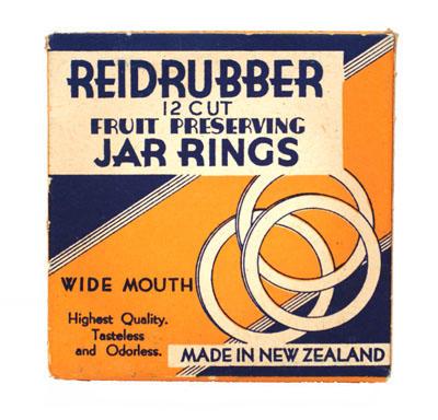 Rings, Preserving Jar