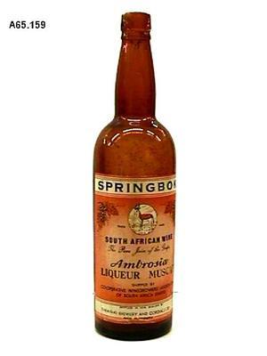 Bottle, Wine; A65.159