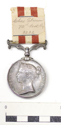 Medal, Indian Mutiny
