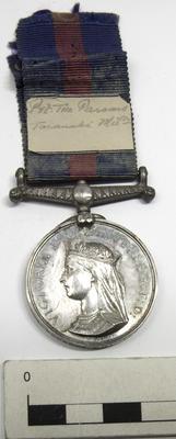 Medal, New Zealand; A82.365