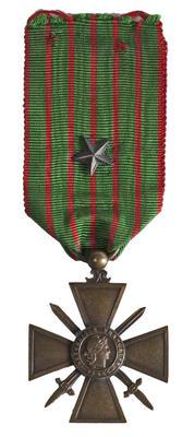 Croix de Guerre; A91.133