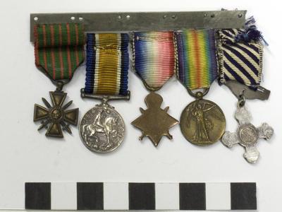 Star ( Miniature 1914-15); A91.129