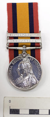 Medal, Queen's South Africa