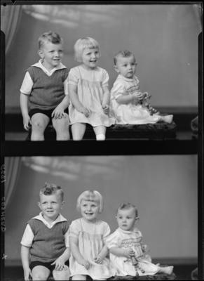 Coxhead, Children