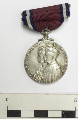 Medal, Jubilee 1935
