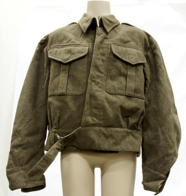 Jacket, Cadet